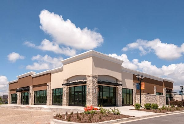 Merchandise & Retail Property Construction in Fuquay-Varina, NC